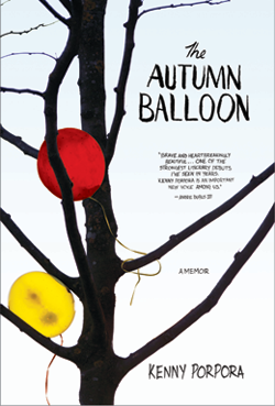 The Autumn Balloon by Kenny Porpora Book Cover