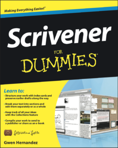 Gwen Hernandez- Scrivener For Dummies